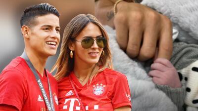 Shannon de Lima es la madre del segundo hijo de James Rodríguez, confirmó 'Hola'