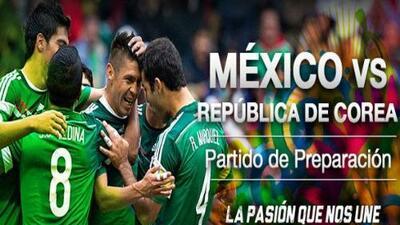 El Sancho 107.7 y Bud Light te llevan al partido de México vs. Corea