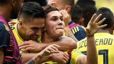 ¡Crack! 'Quinterito', el primer futbolista de Colombia en marcar gol en dos mundiales distintos
