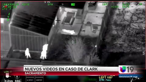 Revelan nuevos videos en el caso de Stephon Clark