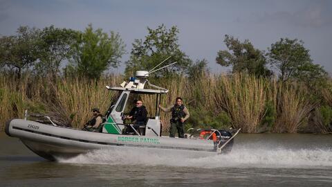 Así se usará la Guardia Nacional para combatir el tráfico humano y de drogas en el Lago Falcón