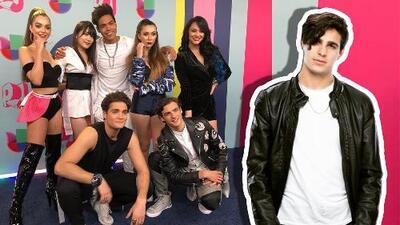 Por un problema migratorio un integrante de L.I.K.E. tuvo que ver por TV a sus compañeros en Premios Juventud