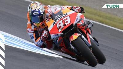 Marc Márquez ganó en Japón para empatar a Doohan en número de victorias