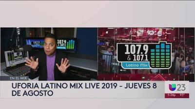 #EnELMix: J Balvin, Bad Bunny y Uforia Latino Mix LIVE