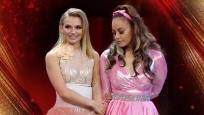 Alta tensión en la cuarta gala de Mira Quién Baila: ¿se queda Irina (que no bailó) o Rosie?