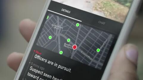 La aplicación que alerta en tiempo real sobre emergencias que suceden en su área
