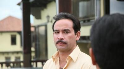 Paul Choza es 'El Chente' en 'El Chapo'