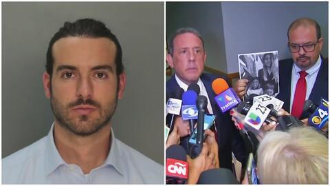 """""""Pablo Lyle es la víctima"""": hablan abogados del actor mexicano al salir de la corte"""