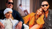 """""""Noticia de última hora"""":JLo y A-Rod le hacen el día a la esposa de John Legend"""