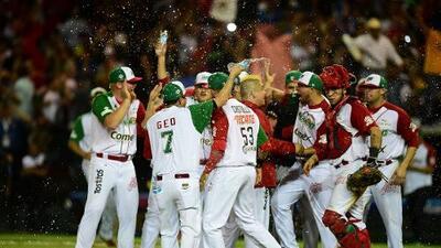 México vence a Cuba y disputará la final de la Serie del Caribe ante Puerto Rico