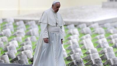 'La guerra es una locura', clama el papa Francisco