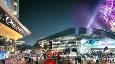 Las Vegas con la tentación de construir un estadio para potencial equipo de la MLS