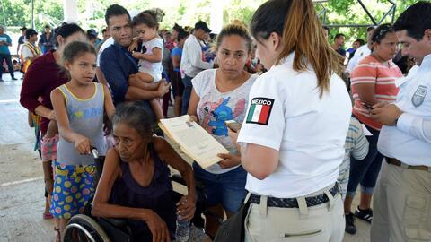 En un minuto: México dará visas humanitarias limitadas a migrantes camino a EEUU