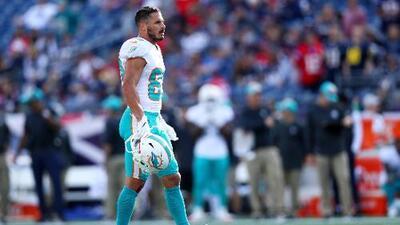 Danny Amendola es liberado por los Miami Dolphins