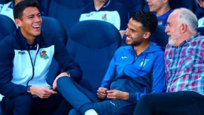 De marginado a titular en el 3-1 ante Real Madrid: así luchó Moreno según Ibarrondo