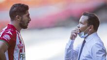 Jair Pereira sí tuvo acercamiento con Chivas para jugar con Vucetich