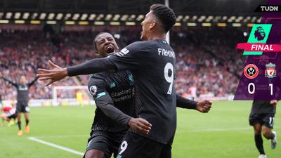 Liverpool sufre para mantener el liderato de la Premier
