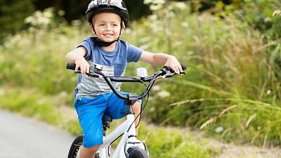 Buying Your Child's First Bicycle