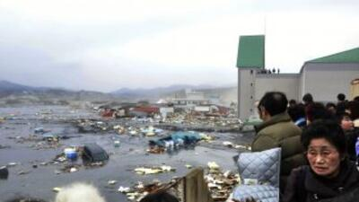 Obama ofrece ayuda a las víctimas del terremoto en Japón