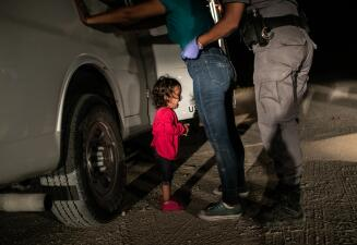 La cobertura de la crisis migratoria en la frontera se impone en los premios World Press Photo 2019 (fotos)