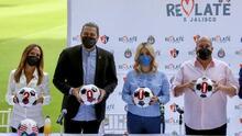Campaña 'Relate X Jalisco' de Atlas y Chivas supera la meta