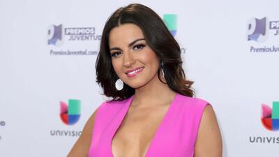Maite Perroni niega mala relación con sus ex compañeros de RBD