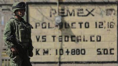Grupo criminal envía amenaza a López Obrador para que detenga su lucha contra el robo de combustible