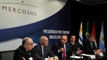 """Mercosur sobre Venezuela: """"No puedes matar a tu pueblo ni quitarle los derechos"""""""