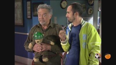 Vecinos   Pedro organiza una romántica cita para 'Don Roque'