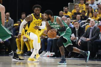 En fotos: Boston Celtics supera de nuevo a Indiana Pacers y está a un triunfo de la Semifinal de Conferencia