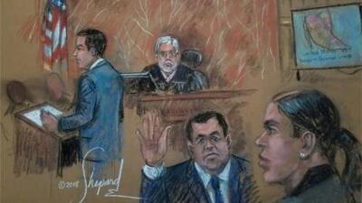 Las revelaciones de un exlíder del Cártel de Sinaloa en el juicio contra 'El Chapo' Guzmán