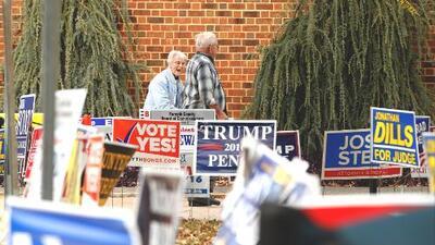Trump gana Carolina del Norte y sus 15 votos electorales