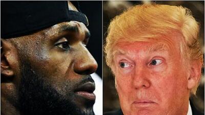 """LeBron James le avisa a Trump que """"ni los Warriors ni los Cavs irán a la Casa Blanca"""""""