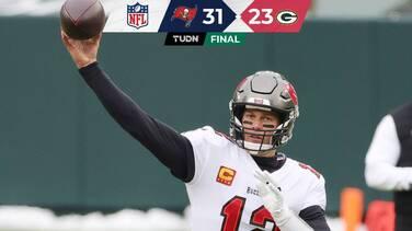 Tom Brady lo hace de nuevo y lleva a Tampa Bay al Super Bowl