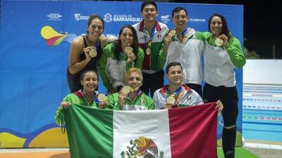 Cuba repuntará, pero México se perfila para ganar el medallero de Barranquilla 2018