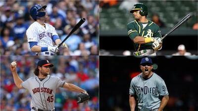 Líderes en todos los rubros de las Grandes Ligas