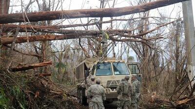 Cayey (Puerto Rico) después del paso del huracán María: últimas noticias