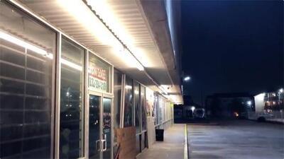 Un tiroteo en Houston deja cuatro personas heridas, una de ellas de gravedad