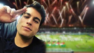 Danilo Carrera quiere un corte de cabello futbolista para el Mundial y tú podrías escoger como será