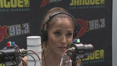 Jackie Guerrido se toma la radio con su programa El Jangueo