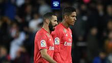 "Varane elogia a Benzema: ""Ha sido determinante el gol de Karim"""