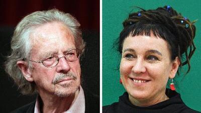 El Premio Nobel de Literatura este año tiene doble ganador