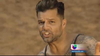 """Ricky Martin dice """"Adios"""" con su nueva canción"""
