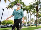 Florida registra 4,504 nuevos contagios de coronavirus y otras 71 muertes