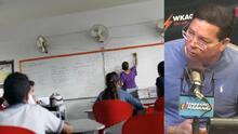 """""""Es cuestionable"""": Catalogan de improvisación el nombramiento de Jesús González Cruz como secretario interino de Educación"""