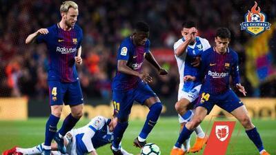 Rakitic y Coutinho podrían salir del Barcelona en verano