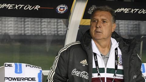 Gerardo Martino anuncia que habrán cambios en el partido contra Paraguay