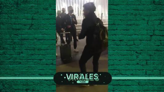 Cristiano celebra al ritmo de salsa el título de la Juventus