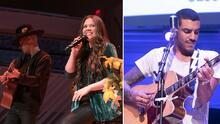 Jesse & Joy y Manuel Medrano cerraron los Latin GRAMMY Acoustic Sessions en Miami