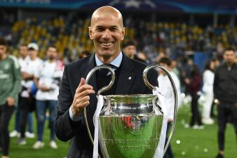 De Zidane al Ajax: el camino de una temporada lamentable del Real Madrid